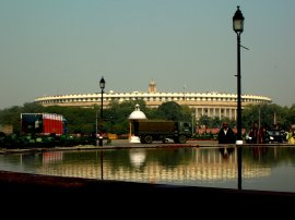 Parliament-House-Delhi-India