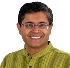Photograph of Mr. Baijayant Panda%2c MP